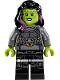 Minifig No: sh388  Name: Gamora - Silver Armor