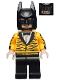 Minifig No: sh390  Name: Batman, Tiger Tuxedo Batman