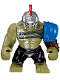 Minifig No: sh413  Name: Big Figure - Hulk with Silver Helmet and Black Pants