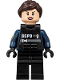 Minifig No: sh416  Name: GCPD Officer, SWAT Gear, Female