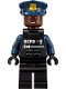 Minifig No: sh417  Name: GCPD Officer, SWAT Gear, Male