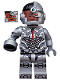 Minifig No: sh436  Name: Cyborg, Blaster Arm