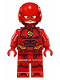 Minifig No: sh438  Name: The Flash - Detailed Print