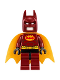 Minifig No: sh449  Name: Batman, Firestarter Batsuit
