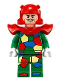 Minifig No: sh454  Name: Crazy Quilt