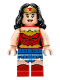 Minifig No: sh456  Name: Wonder Woman, Gold Belt, Blue Skirt
