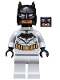 Minifig No: sh458  Name: Batman, Neck Bracket, No Cape