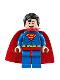 Minifig No: sh463  Name: Superman, Broad Grin