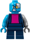 Minifig No: sh475  Name: Nebula - Short Legs
