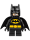 Minifig No: sh492  Name: Batman - Short Legs, Black Torso