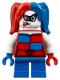 Minifig No: sh493  Name: Harley Quinn - Short Legs