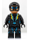 Minifig No: sh521  Name: Black Lightning (Comic-Con 2018 Exclusive)