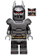 Minifig No: sh528  Name: Batman, Heavy Armor