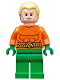 Minifig No: sh533  Name: Aquaman, Short Hair (75996)