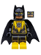 Minifig No: sh534  Name: Batman, Yellow Lantern Batman