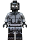 Minifig No: sh578  Name: Spider-Man - Black and Gray Suit