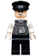 Minifig No: sh600  Name: Prison Guard