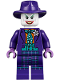Minifig No: sh608  Name: The Joker - Blue Bow Tie (76139)