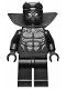 Minifig No: sh622  Name: Black Panther, Collar