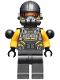 Minifig No: sh628  Name: AIM Agent - Backpack and Pins with Tow Ball