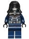 Minifig No: sh631  Name: Taskmaster - Black Hood