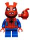 Minifig No: sh638  Name: Spider-Ham