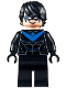 Minifig No: sh659  Name: Nightwing - Rebirth