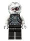 Minifig No: sh662  Name: Mr. Freeze, Pearl Dark Gray