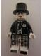 Minifig No: sh671  Name: The Joker - Black Tailcoat