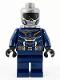Minifig No: sh674  Name: Taskmaster - No Hood