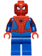 Minifig No: sh684  Name: Spider-Man - Printed Arms