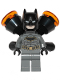 Minifig No: sh688  Name: Batman - Rocket Pack