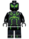 Minifig No: sh691  Name: Spider-Man - Stealth 'Big Time' Suit
