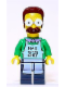 Minifig No: sim006  Name: Ned Flanders with Apron