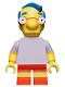 Minifig No: sim015  Name: Milhouse Van Houten - Minifigure only Entry