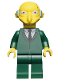 Minifig No: sim022  Name: Mr. Burns - Minifigure only Entry