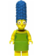 Minifig No: sim027  Name: Marge Simpson - White Hips