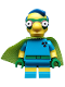 Minifig No: sim032  Name: Milhouse as Fallout Boy - Minifigure only Entry