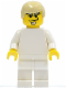 Minifig No: soc073  Name: Soccer Player White Team Player  3