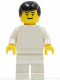 Minifig No: soc075  Name: Soccer Player White Team Player  5