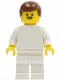 Minifig No: soc078  Name: Soccer Player White Team Player  8