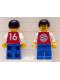 Minifig No: soc107  Name: Soccer Player FC Bayern #16