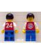 Minifig No: soc109  Name: Soccer Player FC Bayern #24
