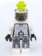 Minifig No: sp010a  Name: Exploriens Droid - Trans-Neon Green Light