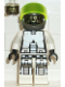 Minifig No: sp011  Name: Explorien Droid with Dark Gray Helmet