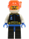 Minifig No: sp019  Name: Ice Planet Chief (Commander Cold / Commander Bear)