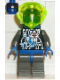 Minifig No: sp022  Name: Insectoids - Female, blue diamond under circuits