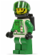 Minifig No: sp037  Name: Space Police 2