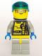 Minifig No: sp049  Name: Unitron Chief