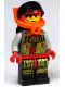 Minifig No: sp067  Name: RoboForce Red with Printed Legs